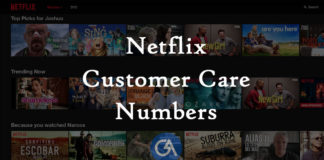 netflix-cutomer-care-number